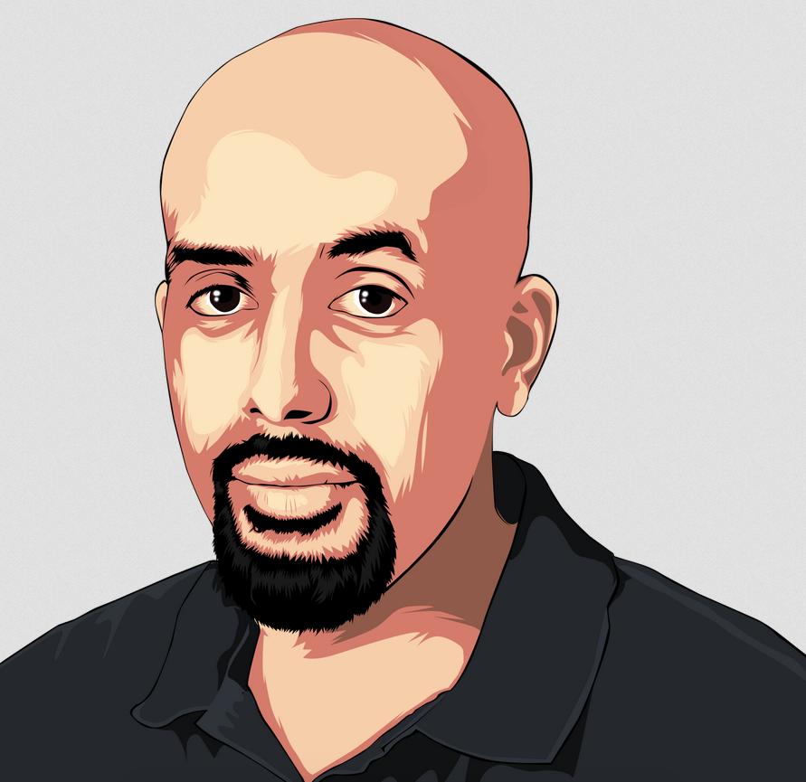 Reniam director Hamad Abdullah